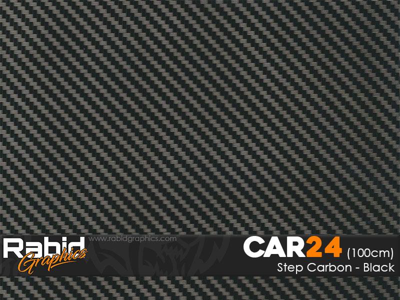 Step Carbon - Black (100cm)