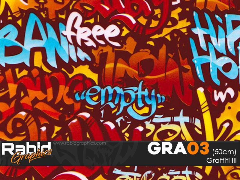 Graffiti III (50cm)