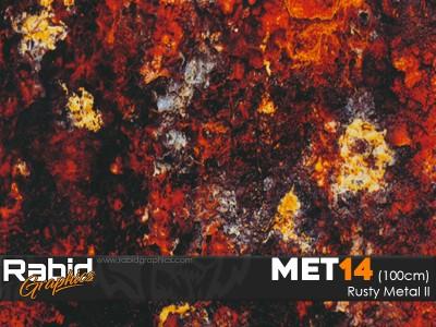Rusty Metal II (100cm)