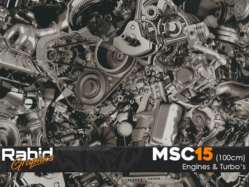 Engines & Turbos (100cm)