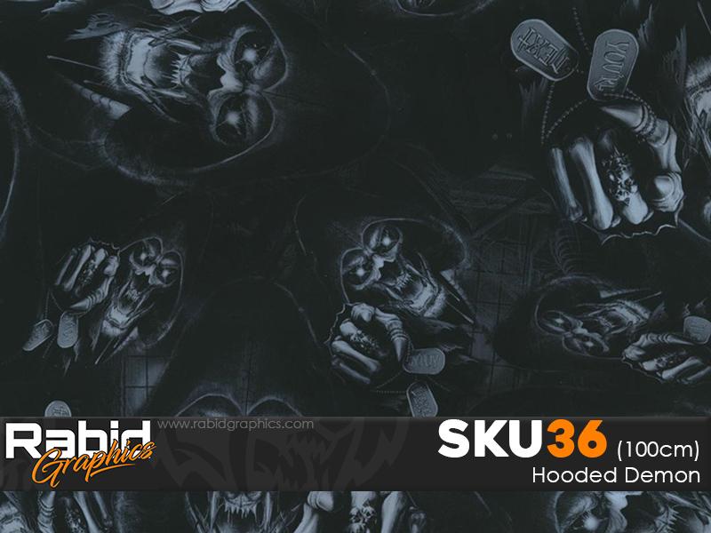 Hooded Demon (100cm)