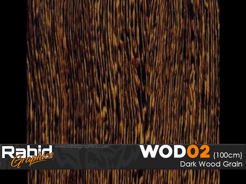 Dark Wood (100cm)