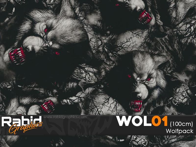 Wolfpack (100cm)